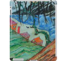 The Flooding Flood iPad Case/Skin