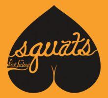 Squats (black) by thepratfactory