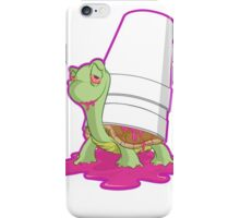 Slo-Turtle slap iPhone Case/Skin