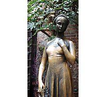 Juliet in Verona Photographic Print