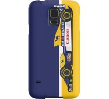 1993 Williams FW15C Formula 1 race car piloted by Alain Prost and Damon Hill Samsung Galaxy Case/Skin