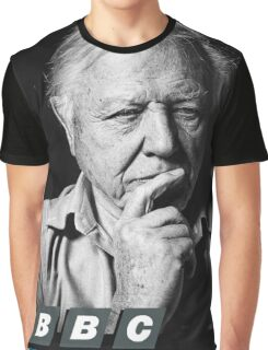 david attenborough Graphic T-Shirt