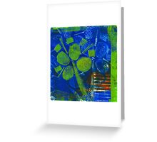 Blue of Night Greeting Card
