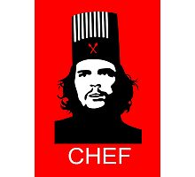 Chef Photographic Print