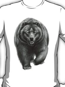 Brown Bear sk068 schukina T-Shirt