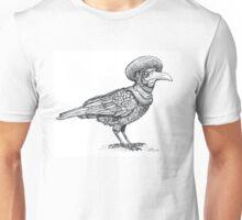 Plague Crow Unisex T-Shirt