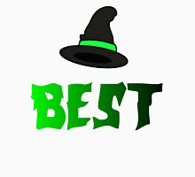 BEST WITCHES 1ST HALF TEE Womens Fitted T-Shirt
