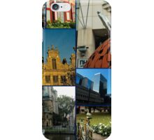 Collage from Belgium 3 - Travel Photography iPhone Case/Skin