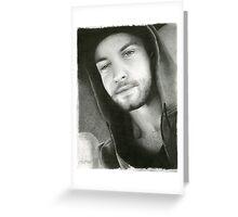 Nolan Watters Greeting Card