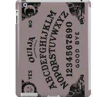 Ouija Board iPad Case/Skin