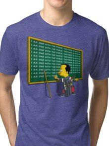 Chirrut Detention Tri-blend T-Shirt