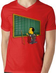 Chirrut Detention Mens V-Neck T-Shirt