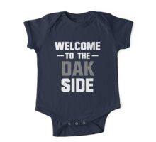 Welcome to the Dak Side One Piece - Short Sleeve