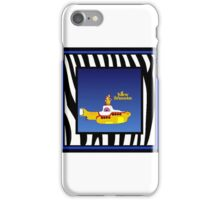 PETER MAX YELLOW SUBMARINE iPhone Case/Skin