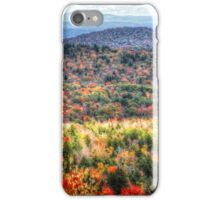 The Valley beyond the Mountain... iPhone Case/Skin