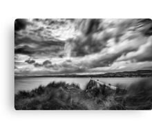 Lough Foyle View Canvas Print