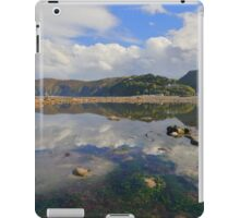 Exmoor: Lynmouth Reflections iPad Case/Skin