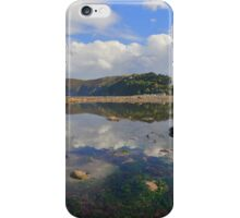 Exmoor: Lynmouth Reflections iPhone Case/Skin