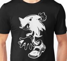 Sonic the Hedgehog [White] Unisex T-Shirt