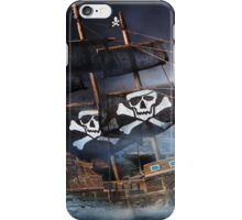 PIRATE GHOST SHIP iPhone Case/Skin