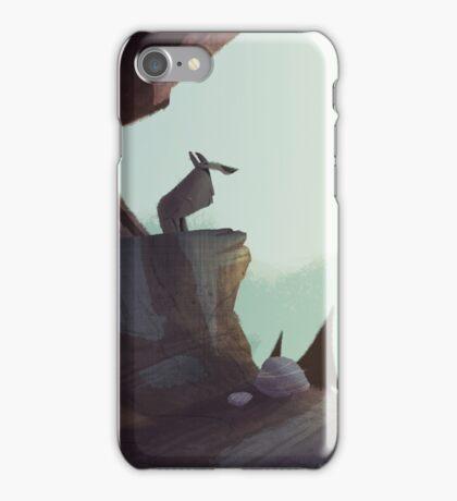Watchful Wolf iPhone Case/Skin
