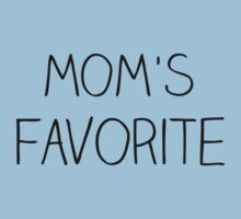 Mom's Favorite by simplytextual