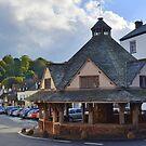 Exmoor: Dunster Yarn Market by Rob Parsons