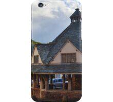 Exmoor: Dunster Yarn Market iPhone Case/Skin