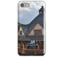 Exmoor: Dunster Yarn Market iPhone Case/Skin