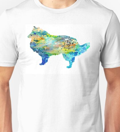 Shetland Sheepdog Unisex T-Shirt