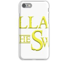 The Fellaship of the Swing iPhone Case/Skin