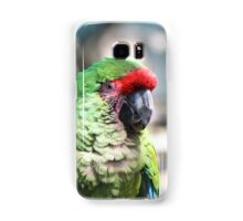 Military Macaw Samsung Galaxy Case/Skin