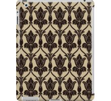 Baker Street 221b Wallpaper iPad Case/Skin