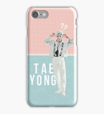 Taeyong - NCT U iPhone Case/Skin