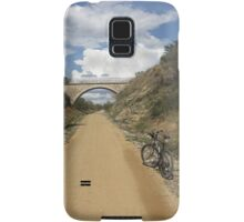 From Puff Puff to Pedal. Samsung Galaxy Case/Skin