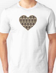 Baker Street 221b Wallpaper Unisex T-Shirt