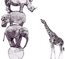 Animals by Julien Missaire