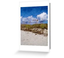 Southern Sands Greeting Card