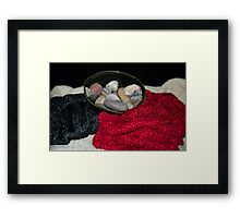 The Art of Wool - Collection 1.7 Framed Print