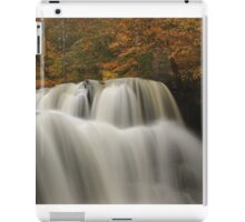 Brush Creek Falls iPad Case/Skin