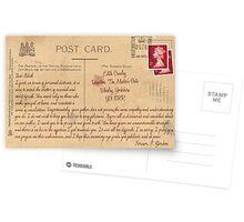 Dear Edith Crawley Postcards