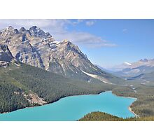 Peyto Lake - Alberta, Canada Photographic Print