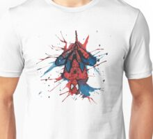 Spider-Man Homecoming Watercolor Unisex T-Shirt