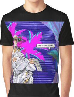 jotaro 420 やれやれだぜ Graphic T-Shirt