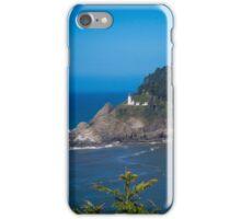 Heceta Head Lighthouse Oregon Coast iPhone Case/Skin