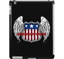 American Pride (Black) iPad Case/Skin