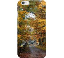 Pioneer Farms iPhone Case/Skin