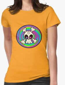 Psychedelic skull T-Shirt