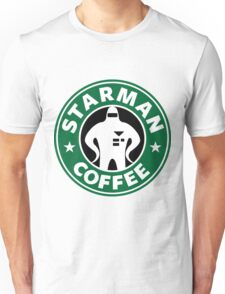 Starman Coffee Unisex T-Shirt
