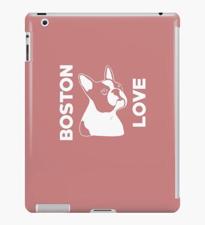 Boston Love Cute  iPad Case/Skin